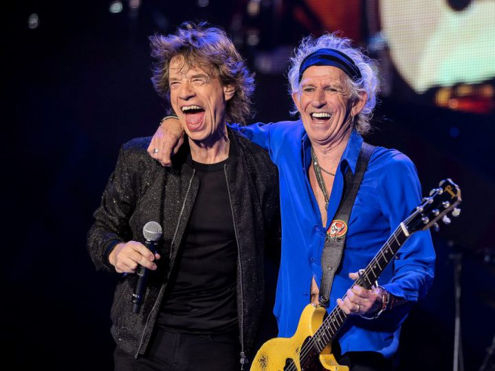 "IL NUOVO SINGOLO DEI ROLLING STONES ""LIVING IN A GHOST TOWN"""