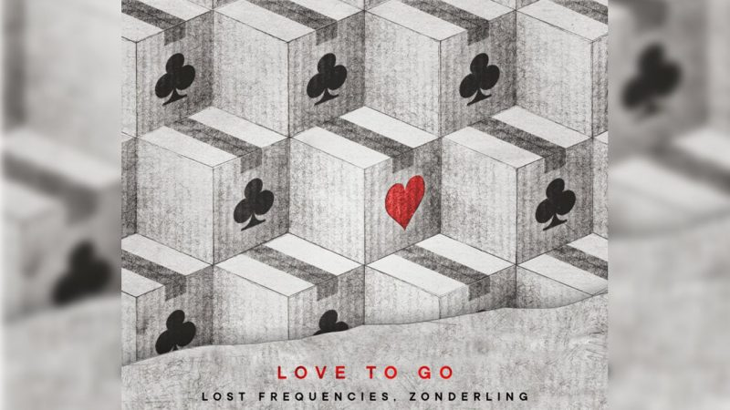 LOST FREQUENCIES, ZONDERLING & KELVIN JONES INSIEME CON IL NUOVO SINGOLO LOVE TO GO