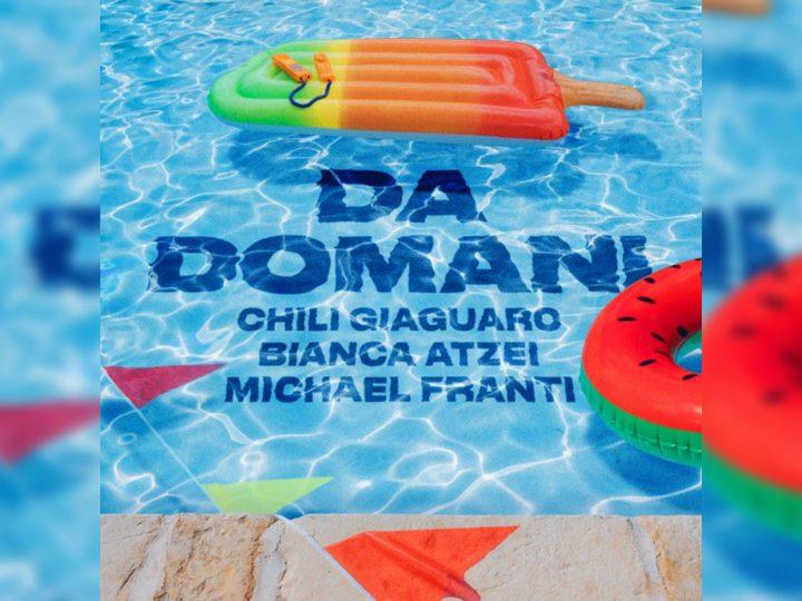 NUOVO BRANO DI CHILI GIAGUARO Feat. BIANCA ATZEI e MICHAEL FRANTI