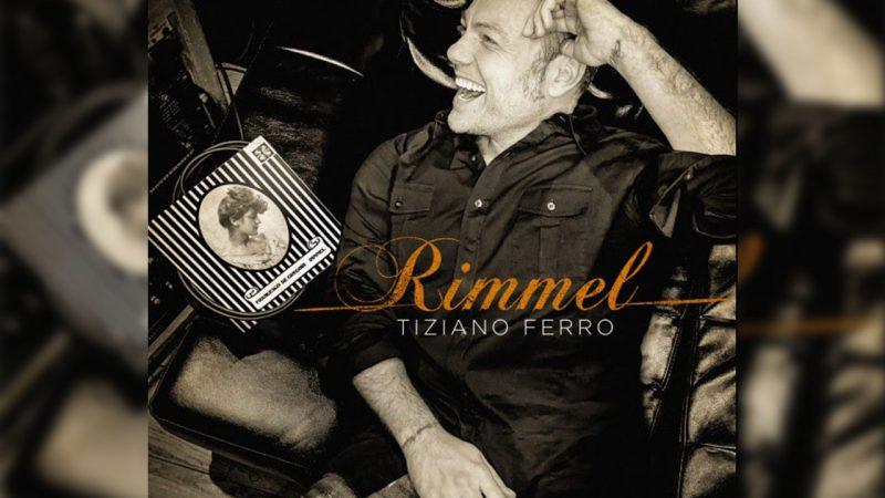 TIZIANO FERRO TORNA IN RADIO CON LA NUOVA COVER DI RIMMEL