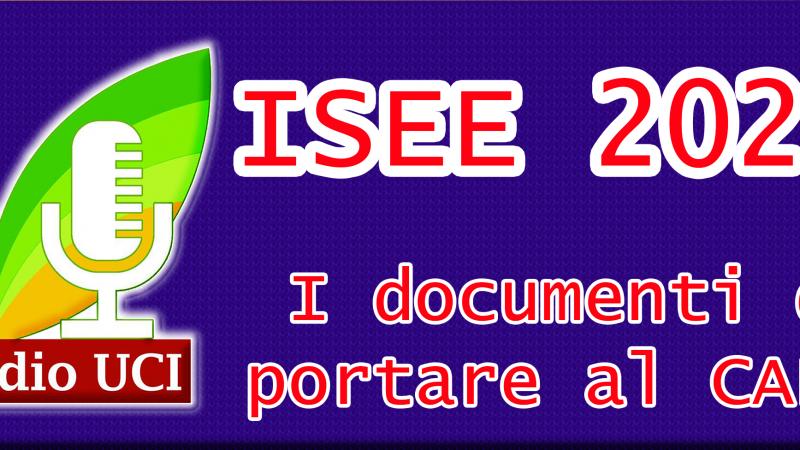 ISEE 2021: TUTTI I DOCUMENTI DA PORTARE AL CAF