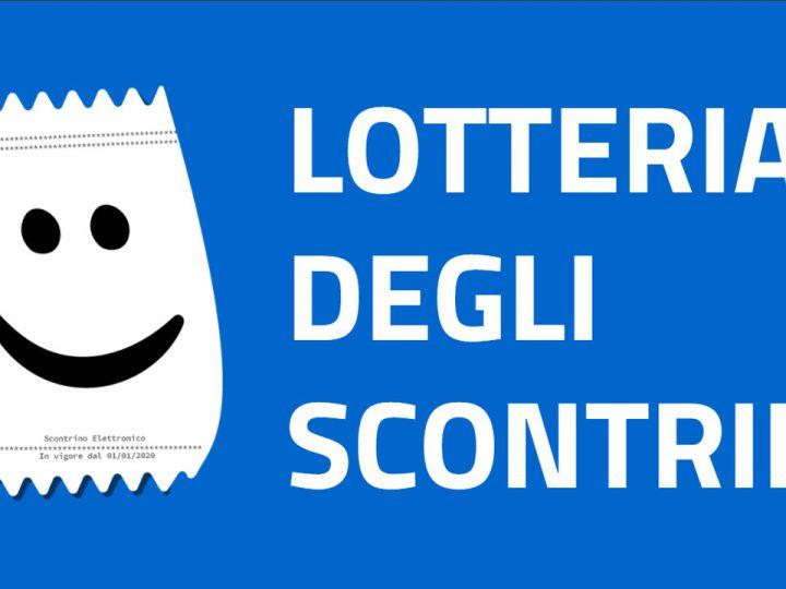 LOTTERIA DEGLI SCONTRINI: ATTIVO IL PORTALE ONLINE