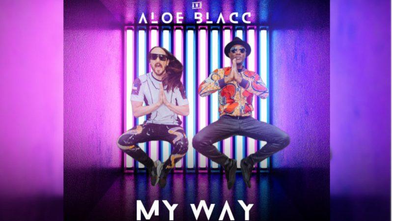 MY WAY: ECCO LA NUOVA CANZONE DI STEVE AOKI & ALOE BLACC