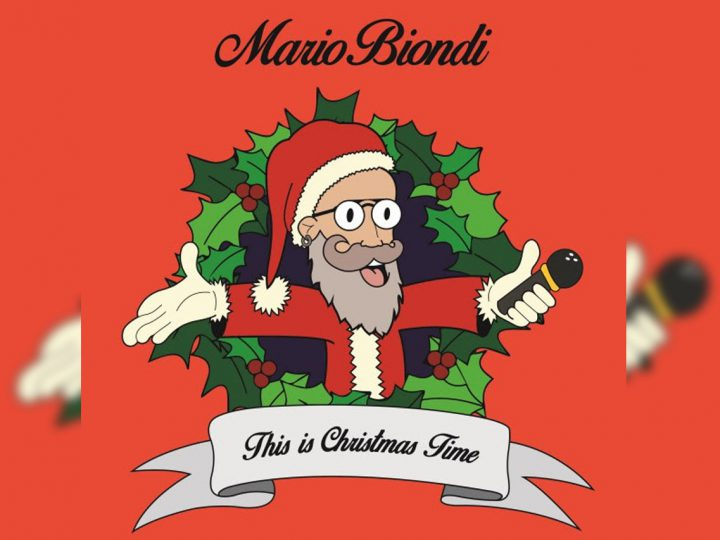 THIS IS CHRISTMAS TIME, ECCO IL NUOVO SINGOLO DI MARIO BIONDI