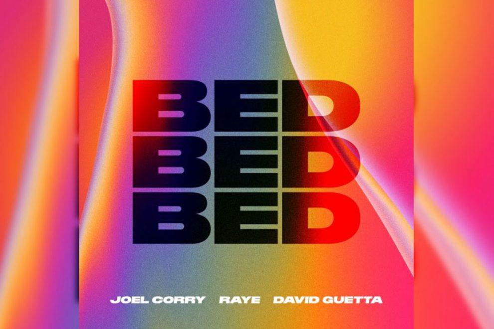 BED: ECCO IL NUOVO SINGOLO DI JOEL CORRY x RAYE x DAVID GUETTA