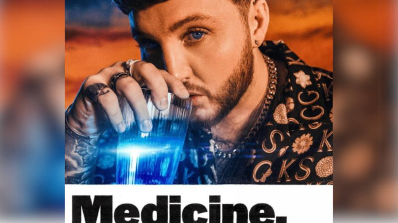 JAMES ARTHUR TORNA IN RADIO CON UN NUOVO SINGOLO