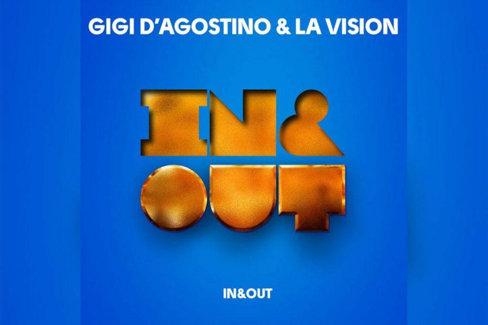 GIGI D'AGOSTINO & LA VISION TORNANO IN RADIO CON UN NUOVO SINGOLO