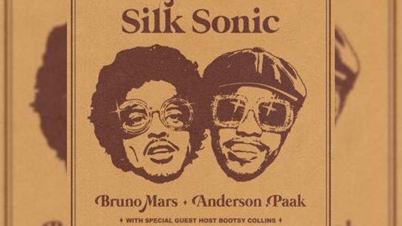 """BRUNO MARS, ANDERSON.PAAK E SILK SONIC PRESENTANO """"SKATE"""""""